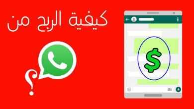 صورة 3 طرق ربح المال من واتساب WhatsApp