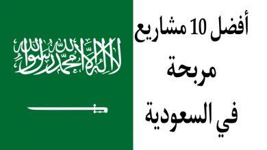 صورة أفضل 10 مشاريع مربحة في السعودية